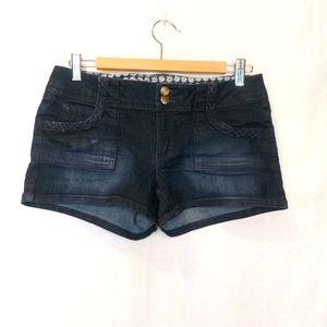 BOOM BOOM JEANS ♡ Ladies Jean Shorts